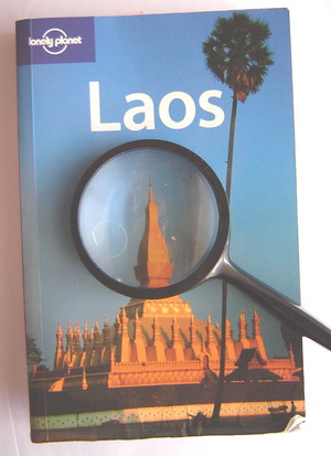Lonely Planet Laos guide