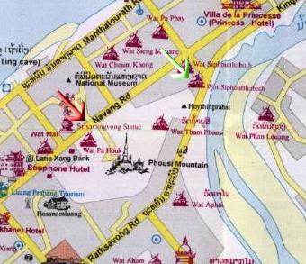showing Wat Siphouttabath