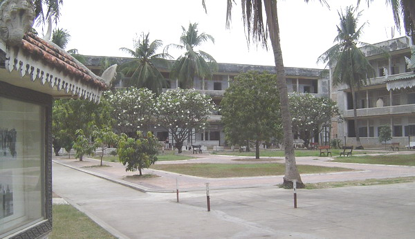 the Tuol Sleng S-21 prison