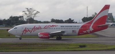 Air Asia 737