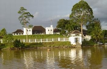 Astana - governor's residence, Sarawak