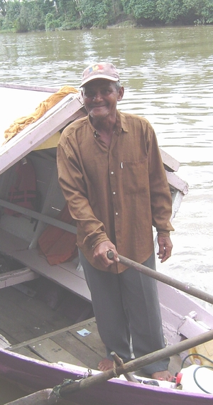 the old boater