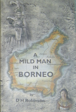 book cover - a mild man in borneo