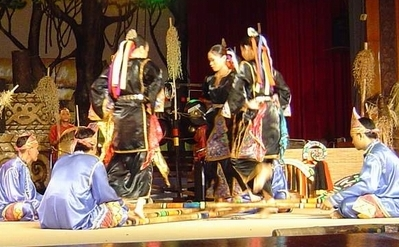 the cultural show - dance