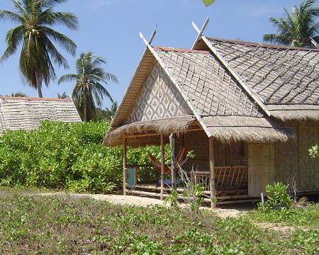 a Forra bungalow