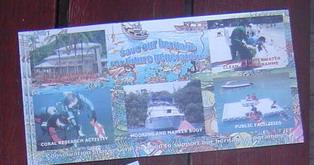 pic of marine park ticket