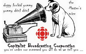 CBC-the master's voice and koolaid