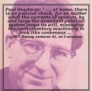 paul goodman - us system ensures elite control