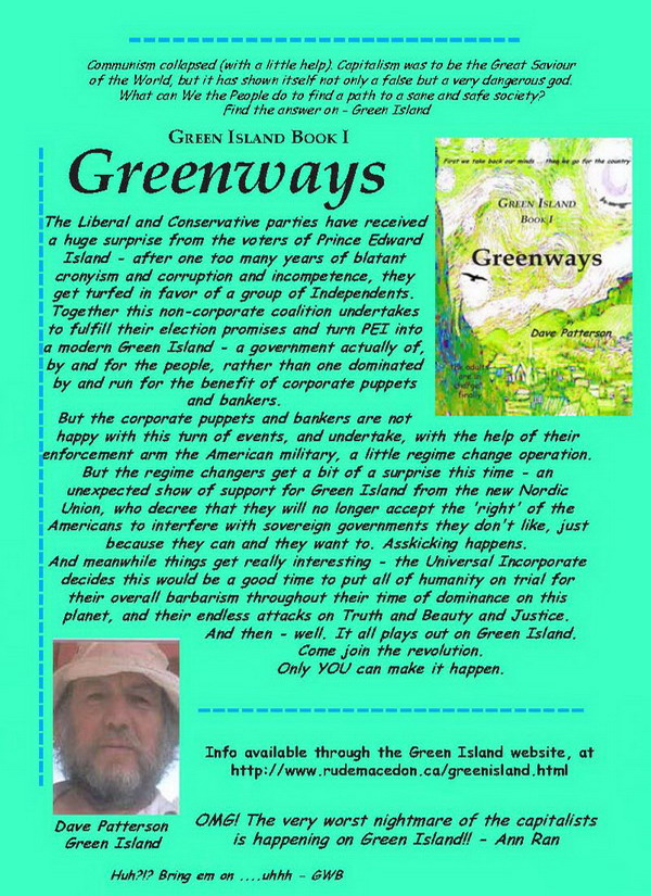 Greenways poster