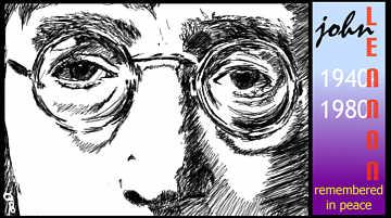 John Lennon RIP