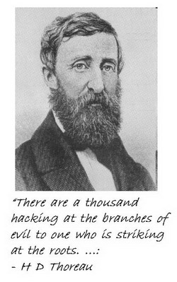 thoreau pic and quote