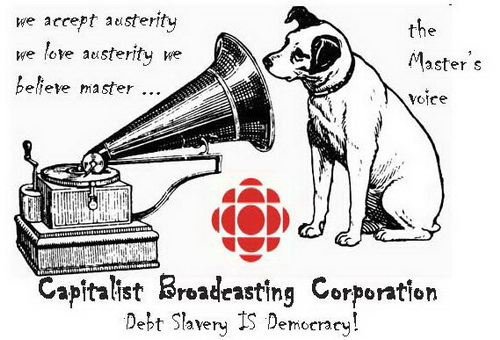 capitalist broadcasting corporation - we love austerity
